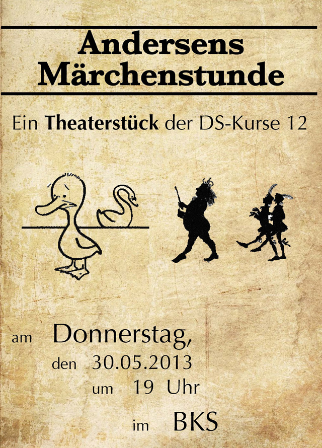 Theater der DS-Kurse